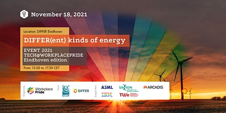 Differ(ent) kinds of energy - a Tech@WorkplacePride  event tickets