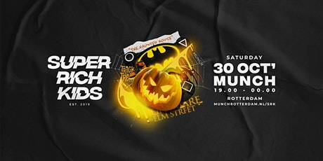 """SUPER RICH KIDS - The Haunted House - '""""Halloween special"""" tickets"""