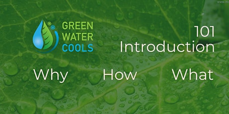 'Green Water Cools' introduction 101 (Oct 20th) tickets