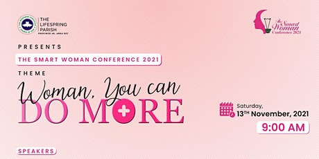 THE SMART WOMAN CONFERENCE 2021 tickets