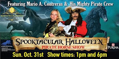 Spooktacular Halloween Pirate Horse Show tickets