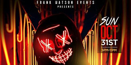 'Maniac Mania': THE Halloween Party tickets