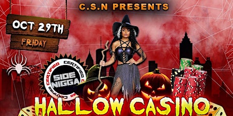 CSN Presents The Hottest Halloween Party In Atlanta tickets