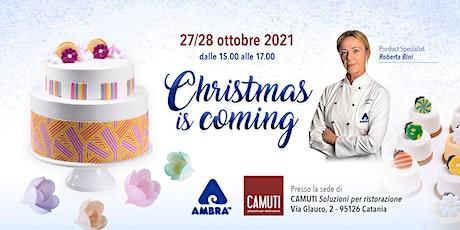 Demo Live con Ambra's - Christmas is coming! biglietti