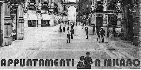 Appuntamenti a Milano. III incontro biglietti