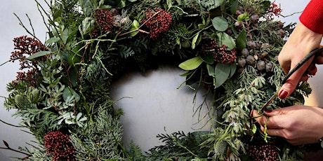 Northstowe Christmas Wreath Workshop tickets