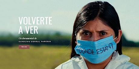 Webinar: Volverte a ver. Desapariciones forzadas en México boletos