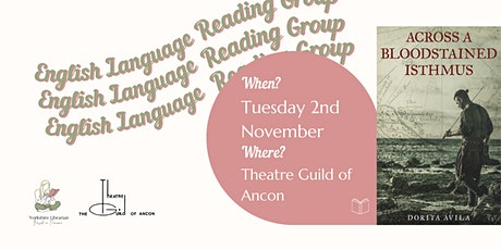 English Language Reading Group - Across A Bloodsta tickets