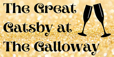 The Great Gatsby at The Galloway tickets