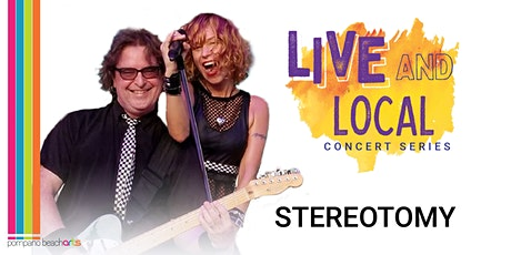 Live and Local Concert Series tickets