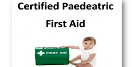 Certified Paediatric First Aid for Childminders in Fingal tickets