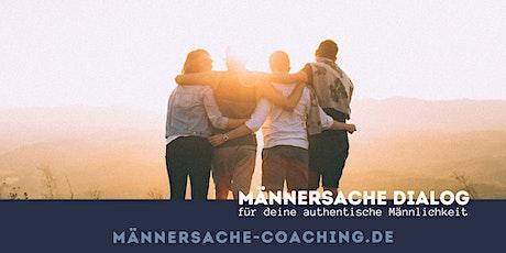 MÄNNERSACHE-DIALOG Tickets