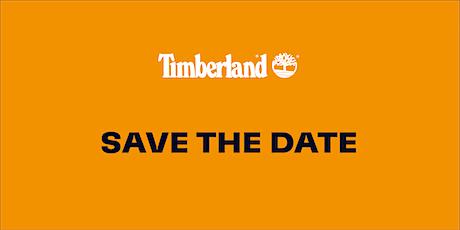 Timberland new exclusive collaboration launch event biglietti