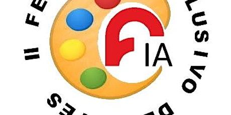 Cierre II Festival Inclusivo de Artes  - FIA tickets