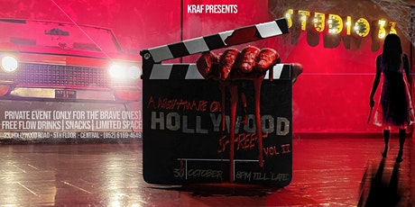 A Nightmare On Hollywood Street Vol 2 tickets
