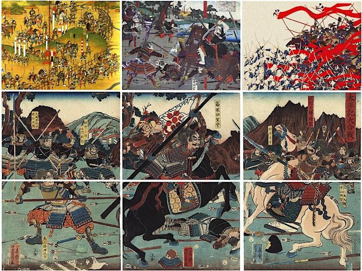 Katori Shinto Ryu: Swordsmanship in an age of battle image