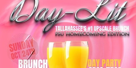 DayLit - FSU Homecoming Brunch & Day Party tickets