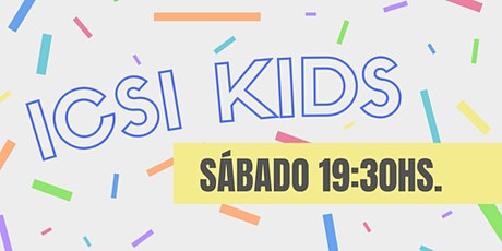 ICSI Kids Escuelita - Sábado 19:30hs entradas