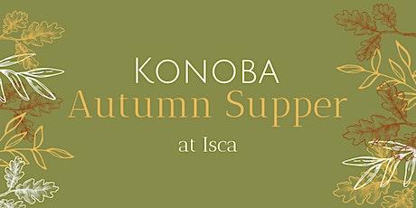 Konoba Autumn Supper tickets