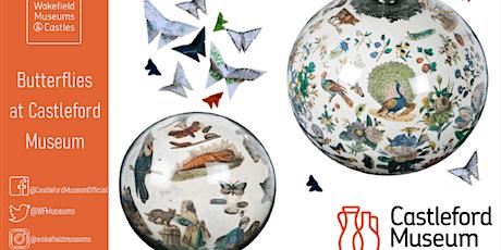 SEND: Butterflies at Castleford Museum - 26th October 2021, 11am tickets