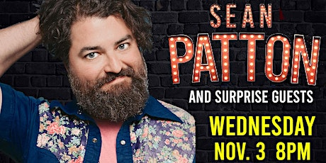 All Things Comedy Presents Somewhat Damaged  Featuring Sean Patton tickets
