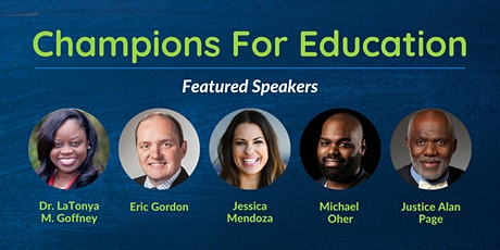 Champions For Education: Opportunity Gap tickets