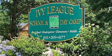 Ivy League School's Virtual Open House tickets