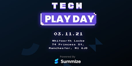 Manchester Legal Tech Play Day tickets