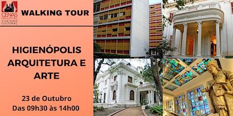 WALKING TOUR: HIGIENÓPOLIS - ARQUITETURA E ARTE ingressos