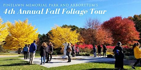 Pinelawn's 4th Annual Fall Foliage Tour tickets
