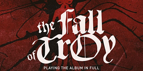 The Fall of Troy 15+1 Years of Doppelgänger Tour at DRKMTTR