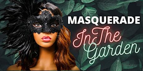 Masquerade In The Garden tickets