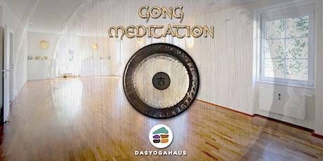 Gong Meditation (Das Yoga Haus/Salzburg) Tickets