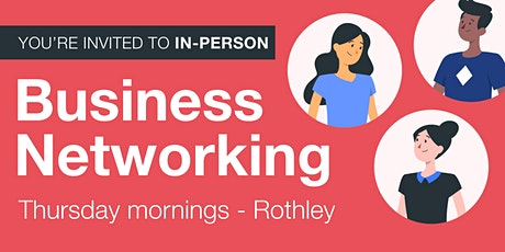 Grow your business: Leicestershire-based business network (In person) tickets