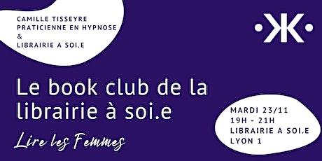 Le Book Club de la Librairie à Soi.e billets