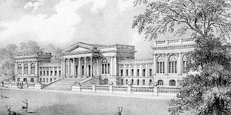 Bucks Hist Fest: Stowe House & Huntingdon Library - Transatlantic Link-Up! tickets