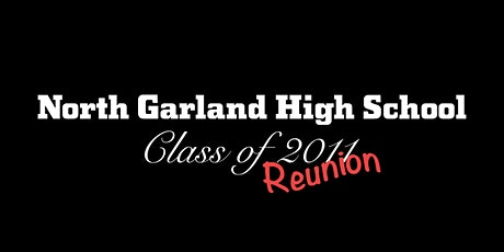 NGHS Class of 2011 - 10 Year Reunion tickets