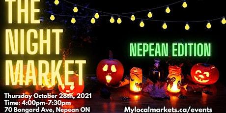 My Local Markets- Spooktacular Night Market- October 28, 2021 tickets