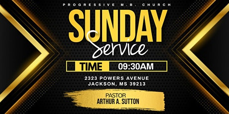 Worship Service at The P tickets