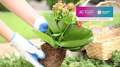 Volunteer gardening information session and garden tour tickets