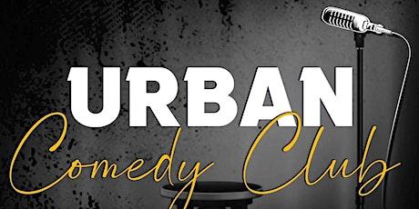 Urban comedy club billets