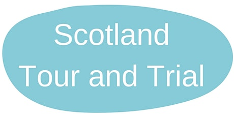 Scotland SCARF Tour and Free Trial Tuesday 2nd November 4pm tickets