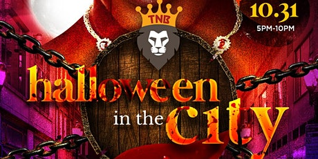 Halloween in the CITY tickets