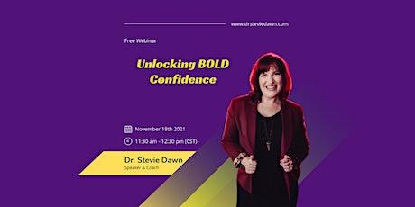 Unlocking BOLD Confidence tickets