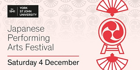 Japanese Performing Arts Festival - Performance tickets