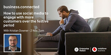 business.connected: Use social media to engage with more customers tickets