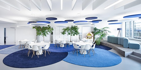 New Work: Das Büro im Wandel – Licht und Gestaltung am Arbeitsplatz Tickets