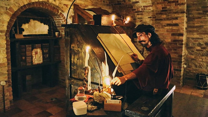 Medieval Calligraphy Workshop: The Making of Dante Guarneriano image