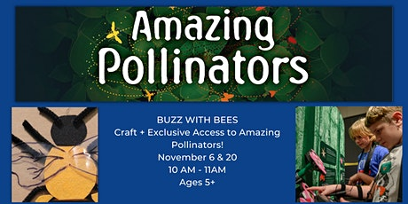 Buzz with the Bees! tickets