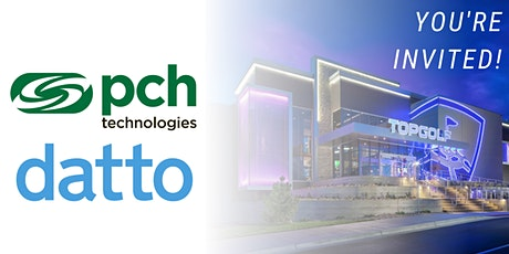 PCH Technologies & Datto Topgolf Event tickets
